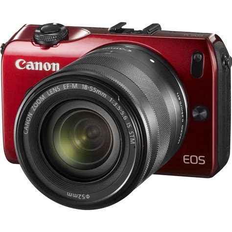 eos m mirrorless canon eos m mirrorless digital with ef m 18 55mm b h