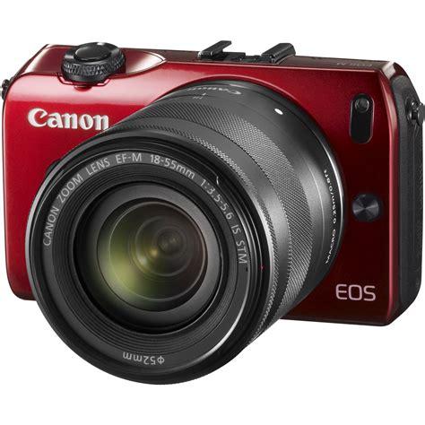 eos m mirrorless canon eos m mirrorless digital with ef m 18 55mm b h