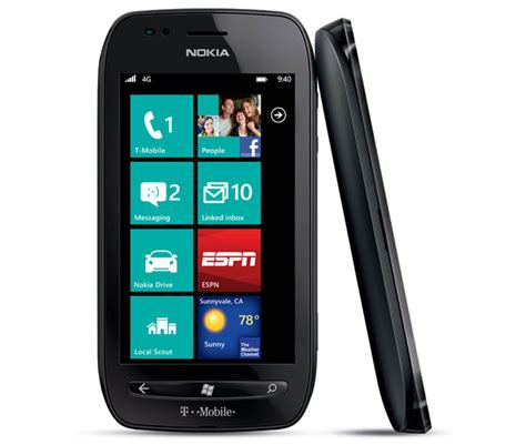 nokia smart mobile smart phones nokia lumina 710 t mobile