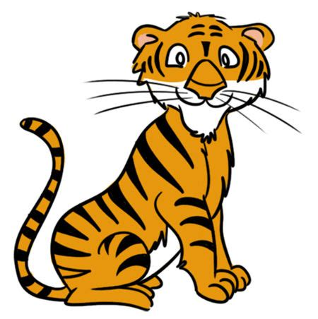 tiger clipart free clip art images freeclipart pw