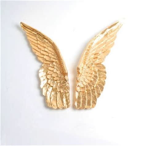 Gold Wings Wall Decor by Best Gold Wings Wall Decor Products On Wanelo
