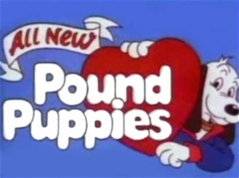 pound puppies tv show pound puppies photos