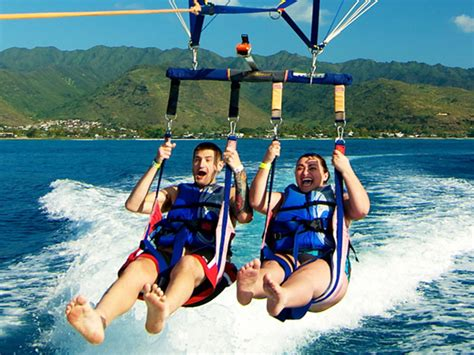 boat us safety course hawaii seabreeze watersports oahu parasailing hawaii discount