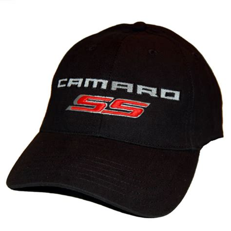 chevy camaro hats chevrolet camaro ss black hat