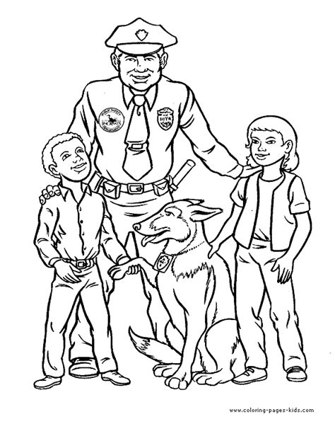 E 911 911 Emergency Coloring Pages