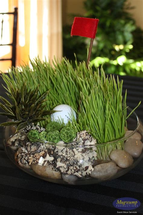 218 Best Golf Themed Party Ideas And Food Images On Pinterest Golf Centerpieces Ideas