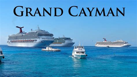 cruise grand cayman 6 cruise ships in grand cayman on 2 5 15