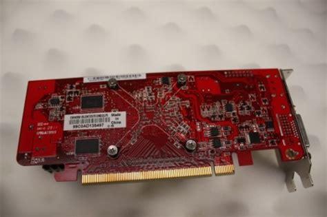 Vga Card Ati Radeon 512mb ati radeon hd 4350 512mb hdmi dvi vga pci express low profile graphics card