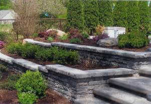 retaining wall ideas for gardens