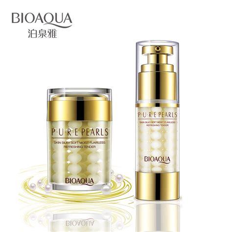 Bioaqua Pearls Lotion Anti Aging bioaqua pearl skin care essence hyaluronic