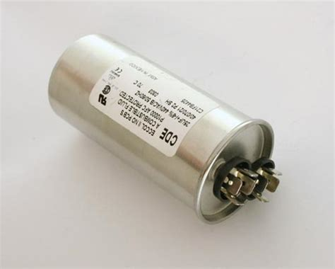 cde capacitors c21fb4425 cde capacitor 25uf 440v application motor run 2020007912