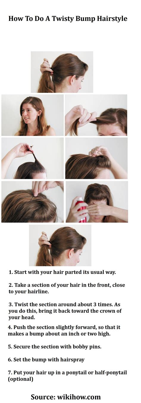 how to do bump hairstyles how to do a twisty bump hairstyle hairstyles how to