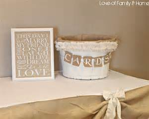 table gifts ideas diy rustic chic fall wedding reveal of family