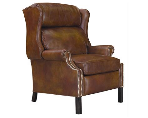 recliners made in the usa leathercraft 1017 blakely chippendale leather recliner