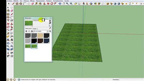 tutorial vray sketchup youtube tutorial crear pincel grama sketchup y vray youtube