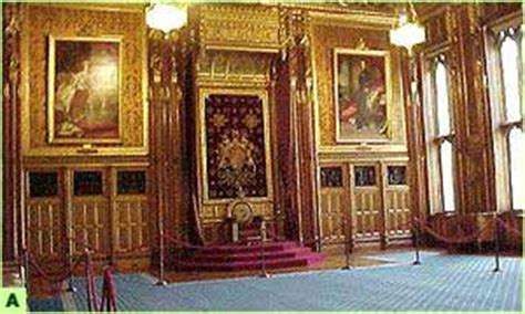 The Robing Room by News In Depth Uk Parliament Tour