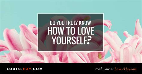 how to your yourself do you truly how to yourself