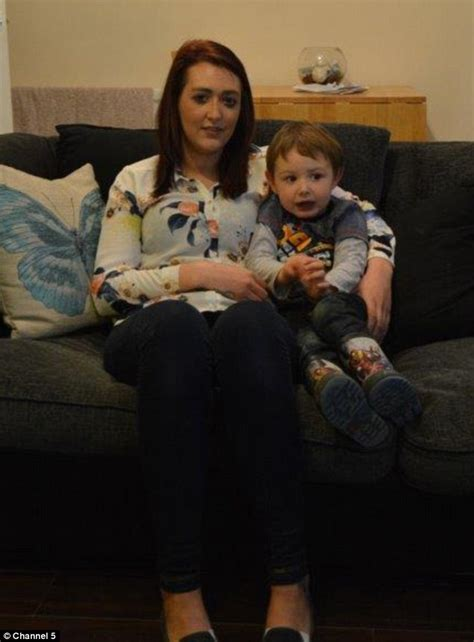 mothers outrage after c singles out her five year old for single mother chooses to claim 163 20 000 a year in benefits