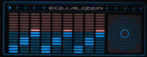animated  gif equalizer color  love