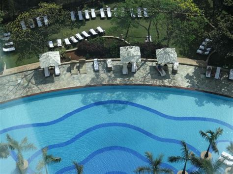 mumbai hotel with pools in every room view from room picture of renaissance mumbai convention centre hotel mumbai bombay