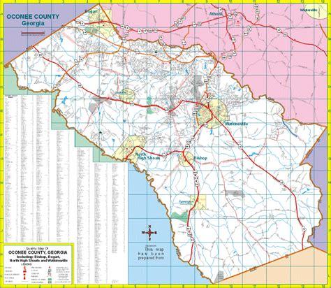 Oconee Property Records Oconee County Tax Map My