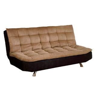 kmart futon sofa bed venetian worldwide mancora microfiber futon sofa bed in