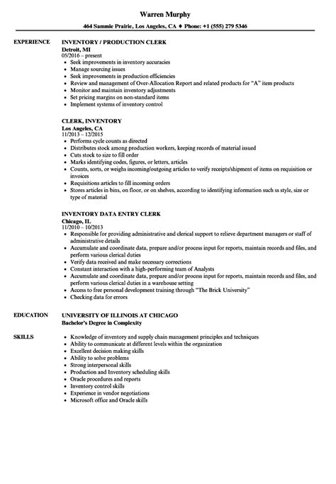 inventory control cover letters – 50+ Best templates
