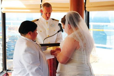 Cruise And Vows by Cruise Vow Renewal Spotlight Terry Disney
