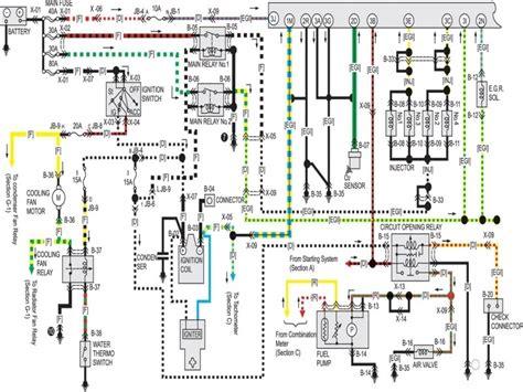 wiring distributor 1990 mazda 323 wiring forums