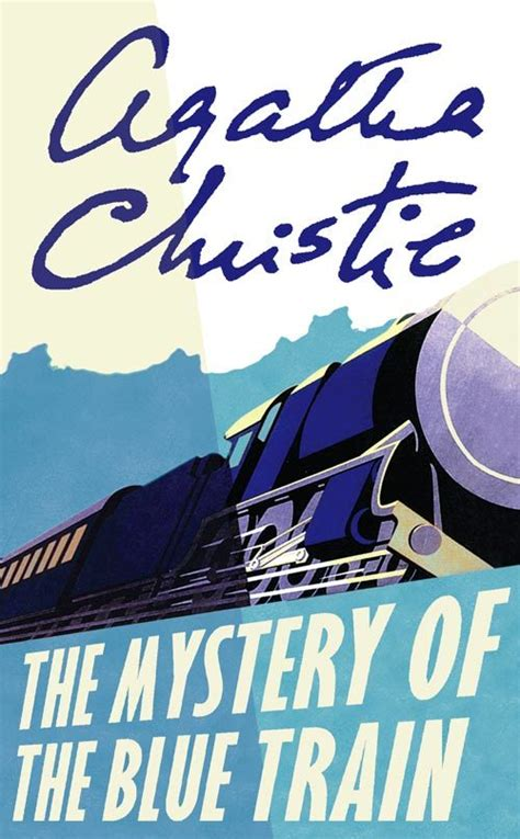 Novel Agatha Christie The Best Of Hercule Poirot Hardcover the mystery of the blue by agatha christie agatha christie
