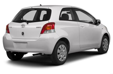 2013 Yaris Toyota 2013 Toyota Yaris Price Photos Reviews Features