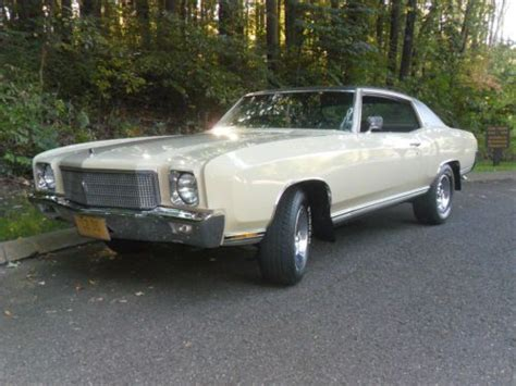 Purchase Used 1987 Chevrolet Monte Carlo Ss In Dover