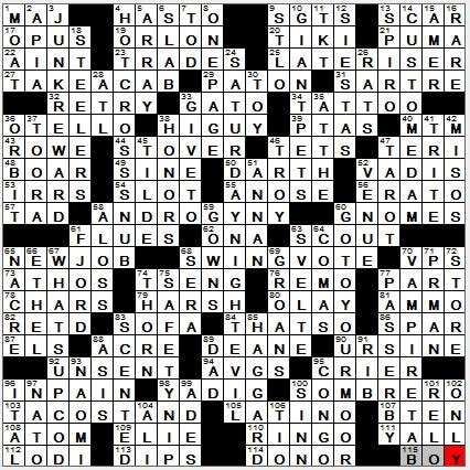 usa today crossword answers may 22 2015 1111 12 new york times crossword answers 11 nov 12 sunday