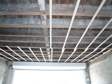 Faire Un Plafond Dans Un Garage by Faire Un Plafond Dans Un Garage 9591 Klasztor Co