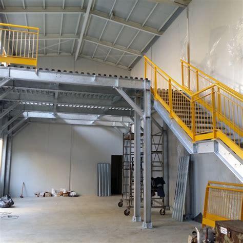 capannone industriale soppalco per capannone industriale dumasca srl