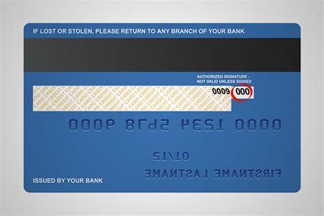 Sle Credit Card Cvv Number Scratch Out Your Credit Card Cvv Number Now Security Expert