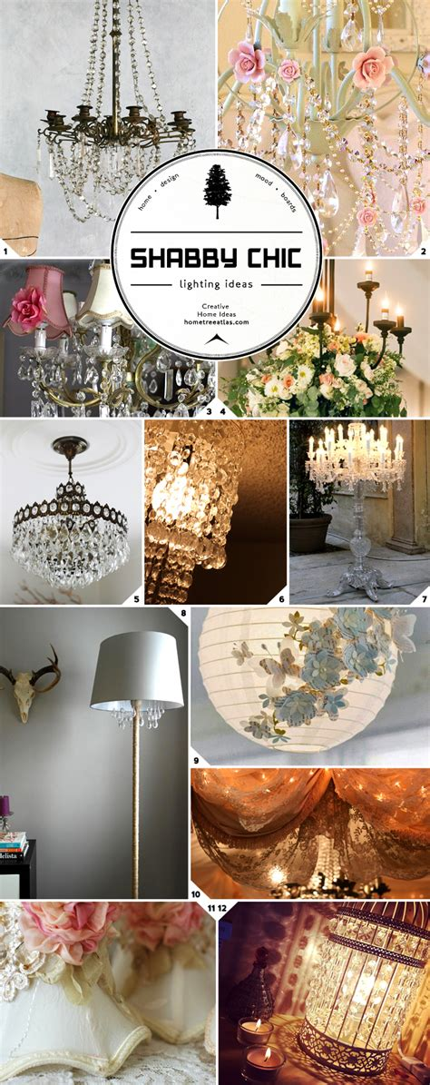 romance in style shabby chic lighting ideas home tree atlas