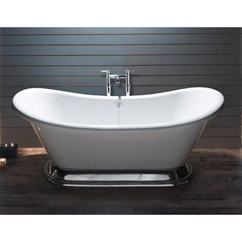excelsior white acrylic bath buy at bathroom city