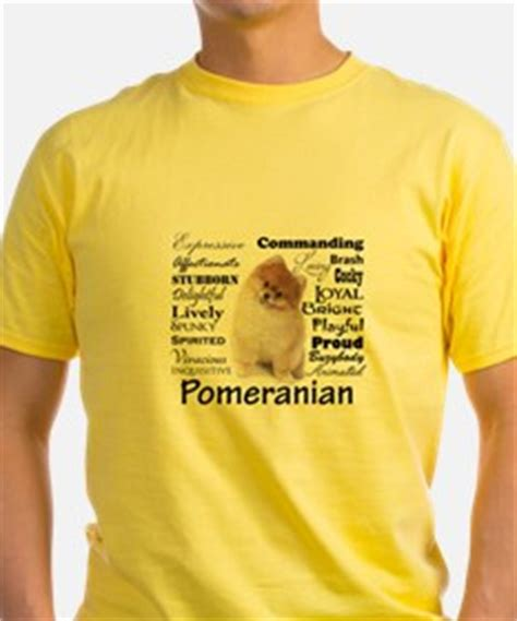 pomeranian traits trait t shirts shirts tees custom trait clothing