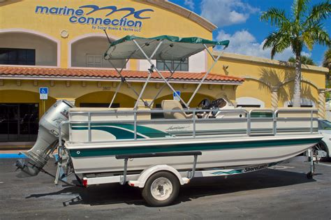 used fan boat for sale used 1997 hurricane fun deck 196lc boat for sale in west