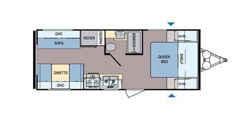 Floor Plans For Rvs | coleman travel trailers floor plans gurus floor