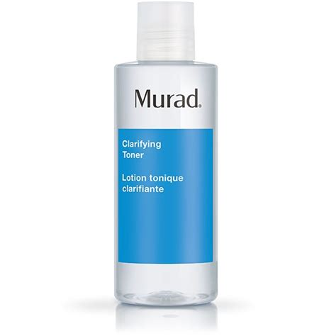 Toner Murad clarifying toner murad acne treatment products