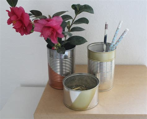 Diy Office Desk Accessories Diy Office Decor Mixed Metal Desk Accessories Thoughtfully Simple