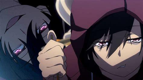 omfg charlotte episode 7 シャーロット anime reaction despair