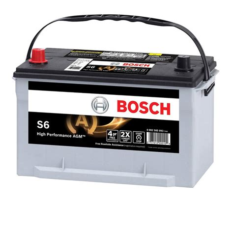 audi batteries bosch 174 bmw 6 series 2008 2010 s6 high performance agm