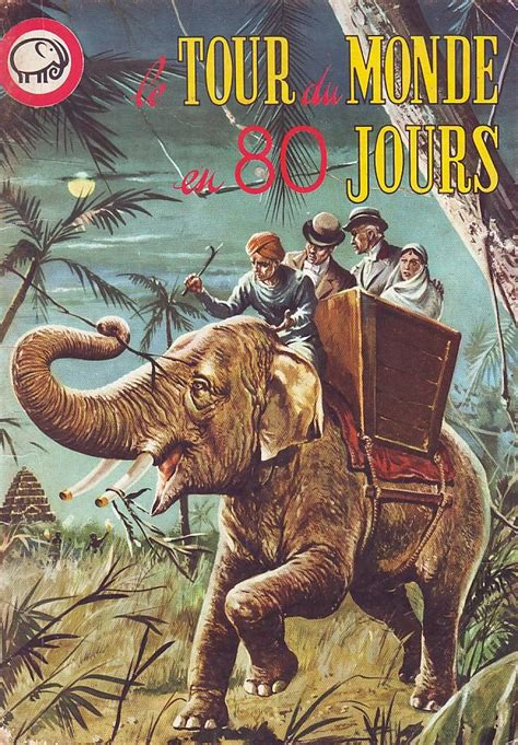 Résumé 80 Jours Autour Monde by Le Tour Du Monde En 80 Jours Par Verne Jules Brodard Et