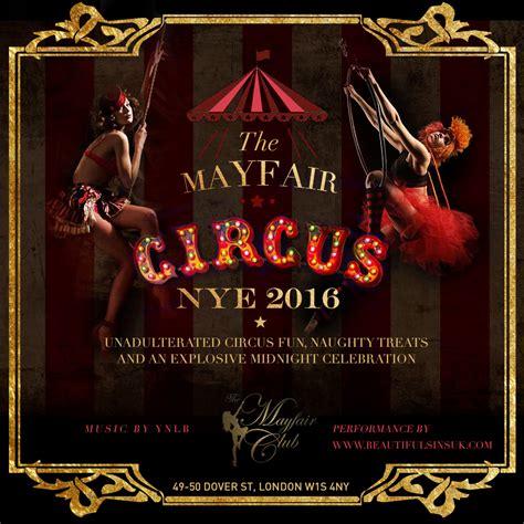 new year circus singapore the mayfair circus new years 2016 the mayfair