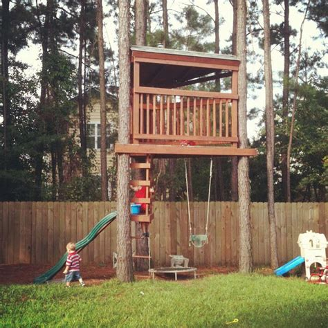 backyard forts kids 336 best treehouses images on pinterest games