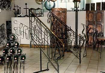 Gelände Für Treppe by Kunstschmiede Paul Kreten Kontakt Termine