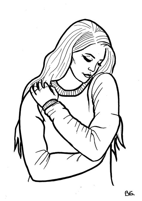 clever design lana del rey coloring pages artsybarksy